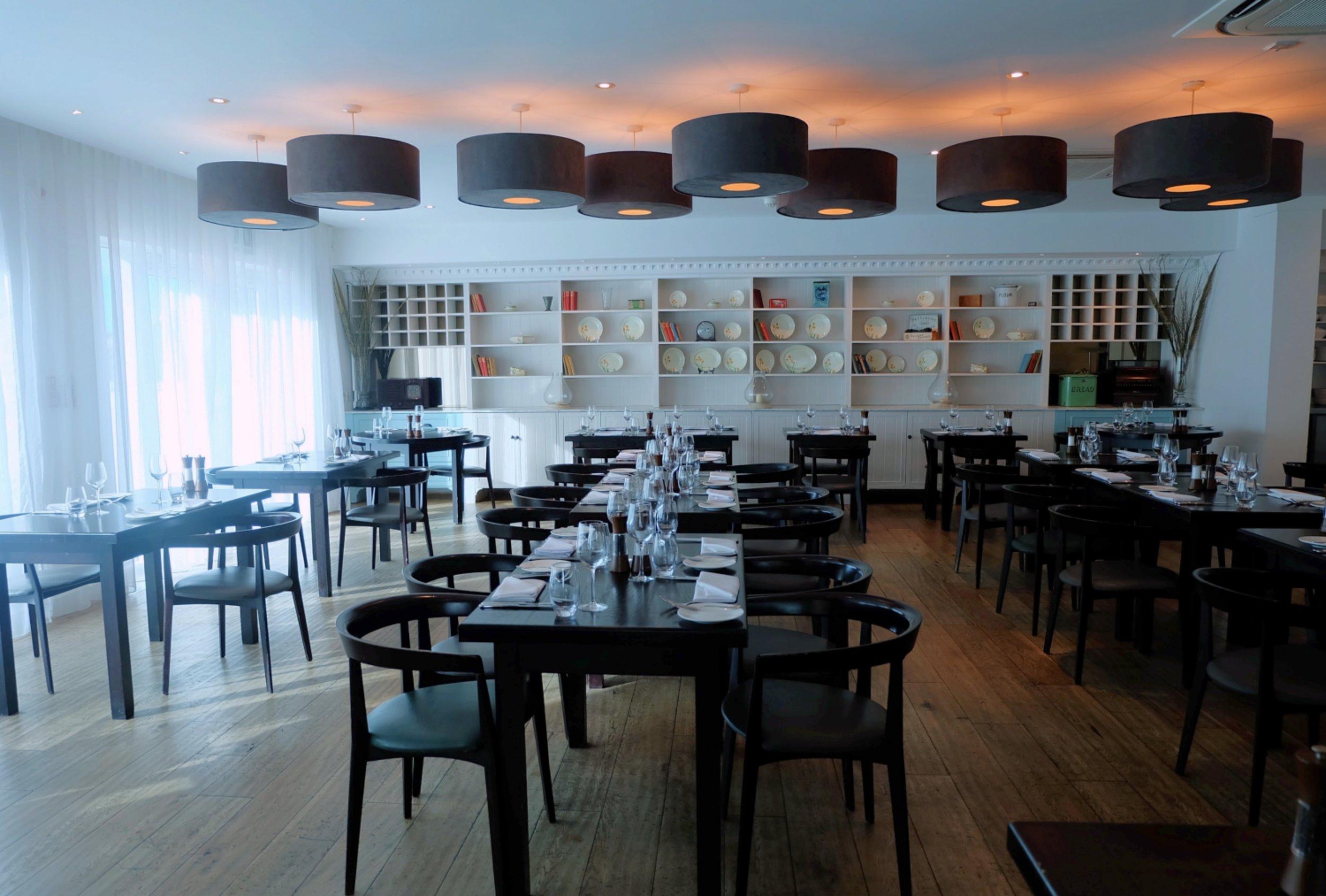 St Moritz restaurant