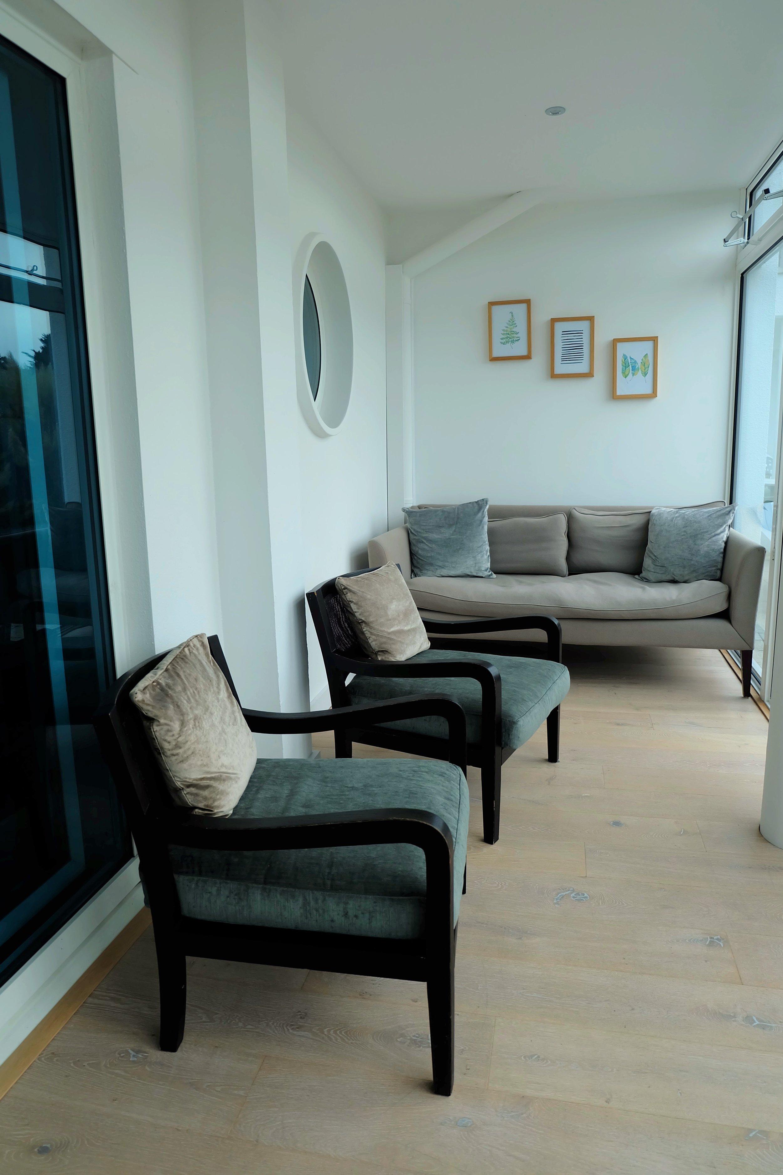 St Moritz hotel suite