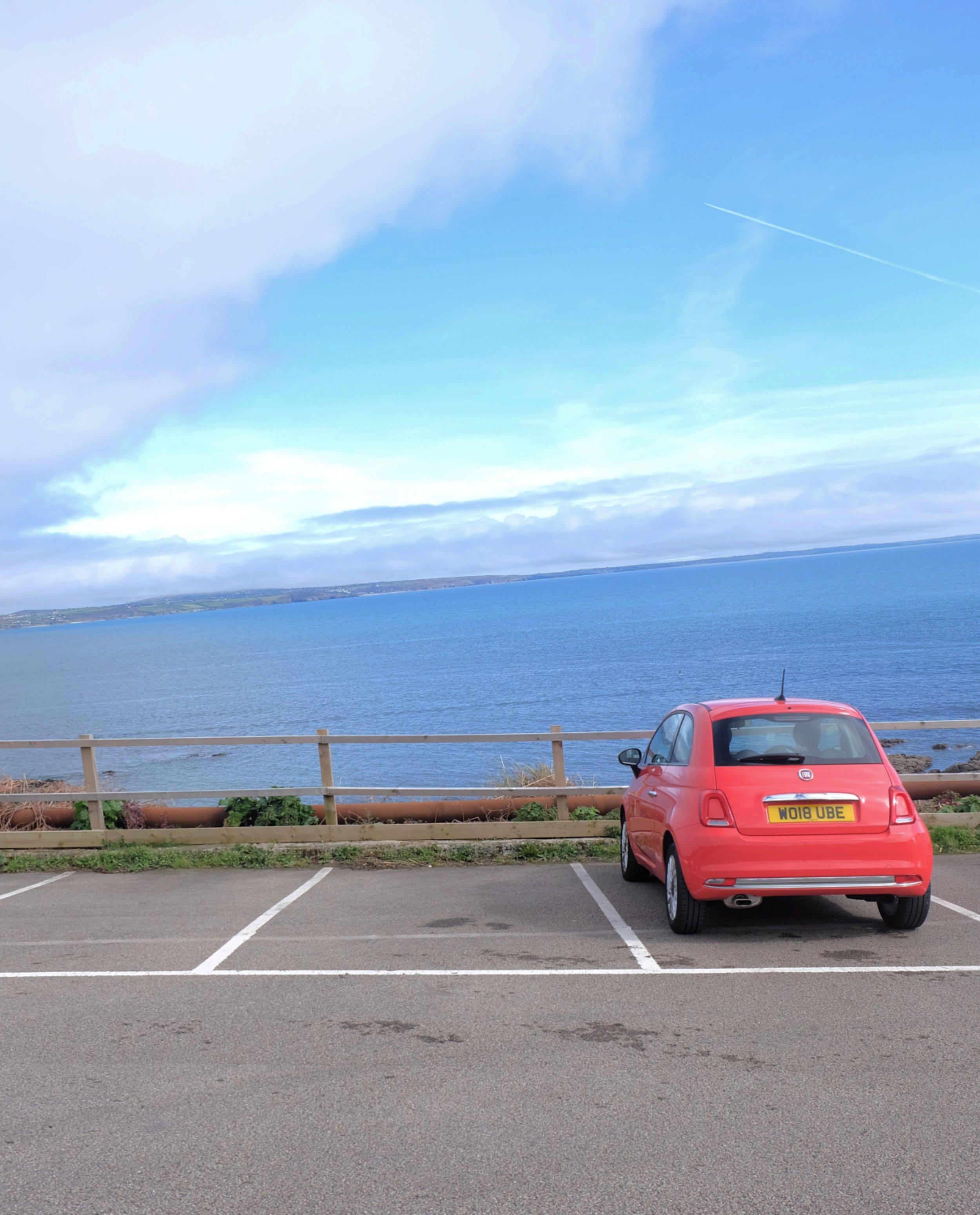 Car hire Cornwall