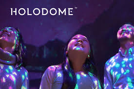 Paul Allen's brainchild, Holodome is a shared immersive reality experience that lets you explore other worlds with friends, without headsets.
