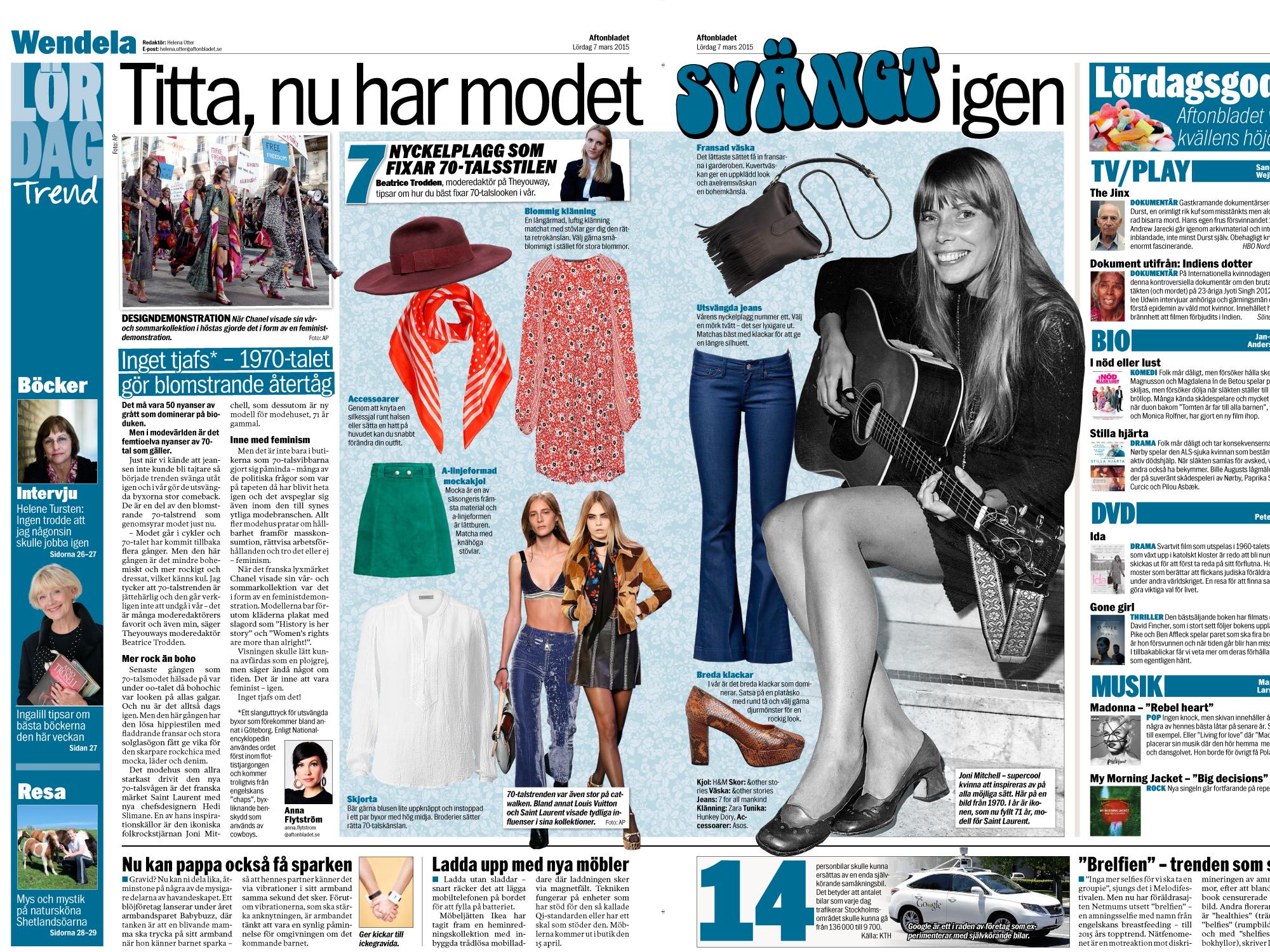 Aftonbladet – 07/03/2015