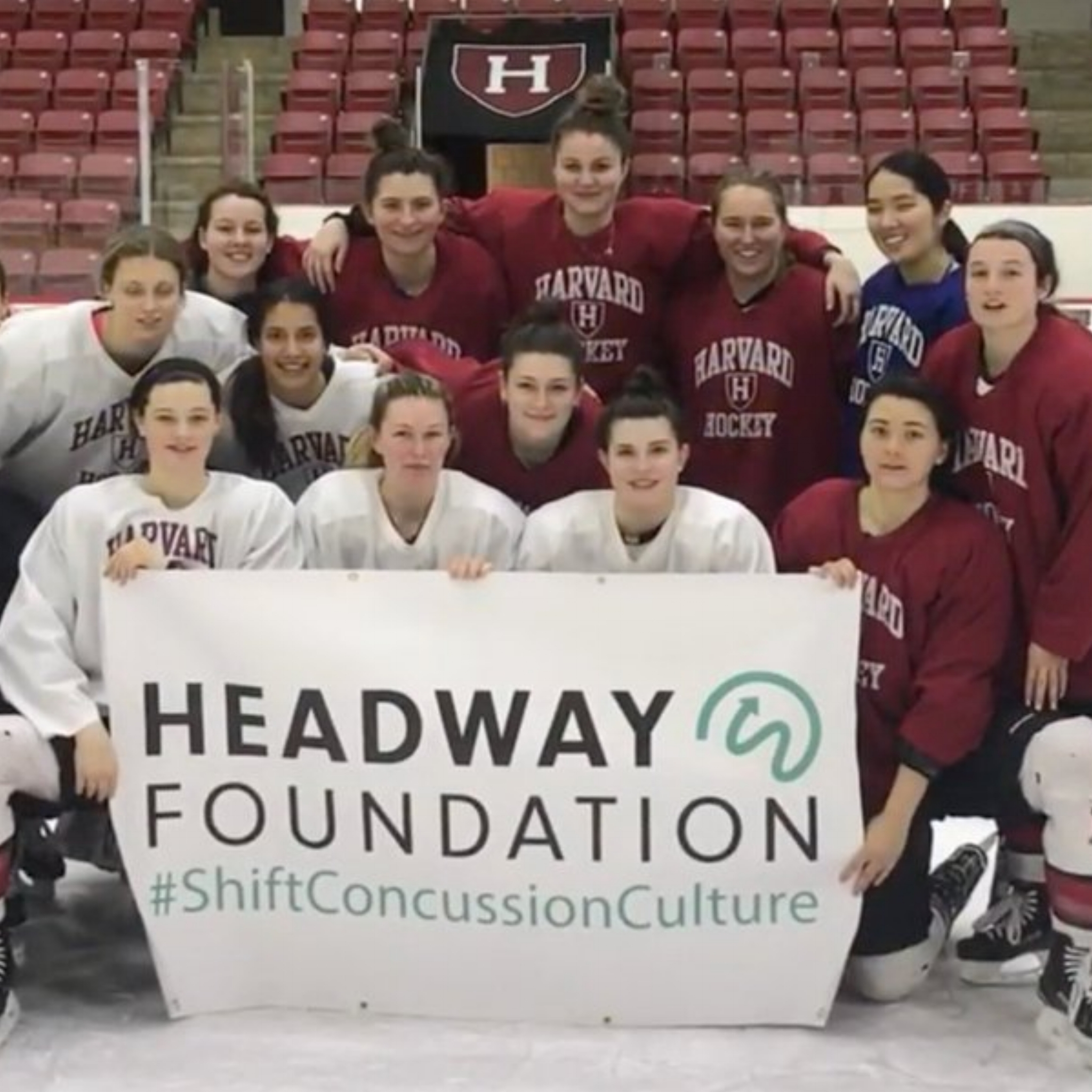 Harvard Women's Hockey