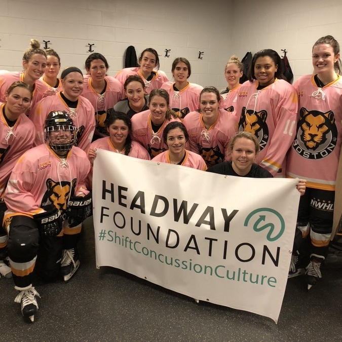 NWHL Boston Pride