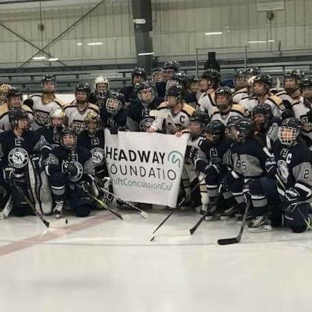 St. Anselm & St. Michael W Hockey