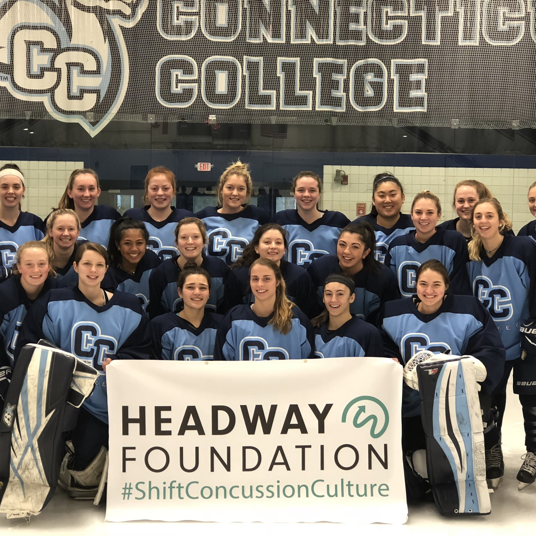 Connecticut College Women's Hockey