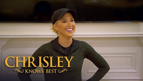 Chrisley Knows Best S6 Ep.1 -