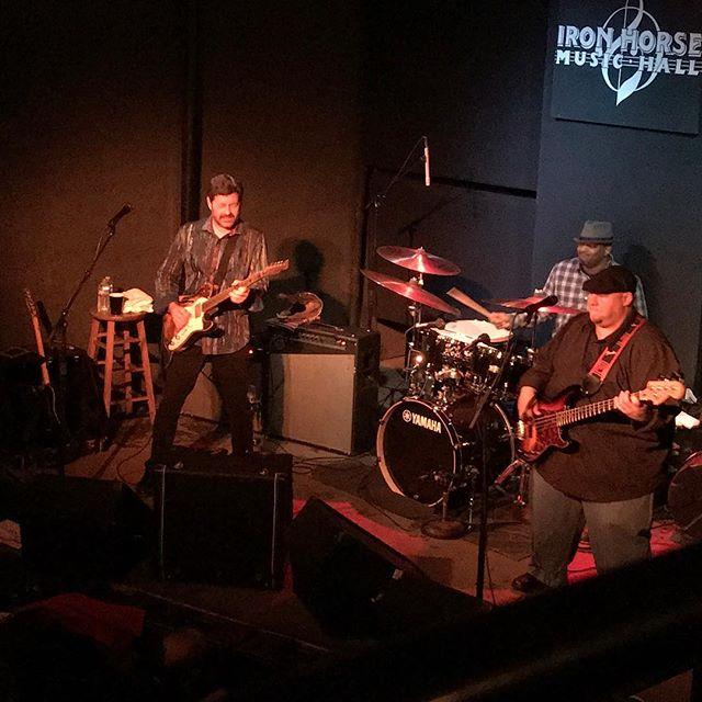 Tab Benoit at Iron Horse!  #blues #bluesmusic #nebr #newenglandbluesreview #music #guitar #bluesrock #rocknroll #rockandroll #drums #drummer #guitars #guitarist #instagood #rock #nebluesreview #contentcreator #bass #bassplayer #livemusic #liveblues #liveband #tabbenoit