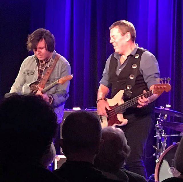 Band of Friends with Davy Knowles playing the music of Rory Gallagher at TCAN.  #blues #bluesmusic #nebr #newenglandbluesreview #music #guitar #bluesrock #rocknroll #rockandroll #drums #drummer #guitars #guitarist #instagood #rock #nebluesreview #contentcreator #bass #bassplayer #livemusic #liveblues #liveband #bandoffriends #tcan #davyknowles #rorygallagher #gerrymcavoy