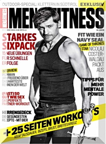 Men's Fitness - Germany