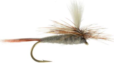 Parachute Adams Size: 12,14,16