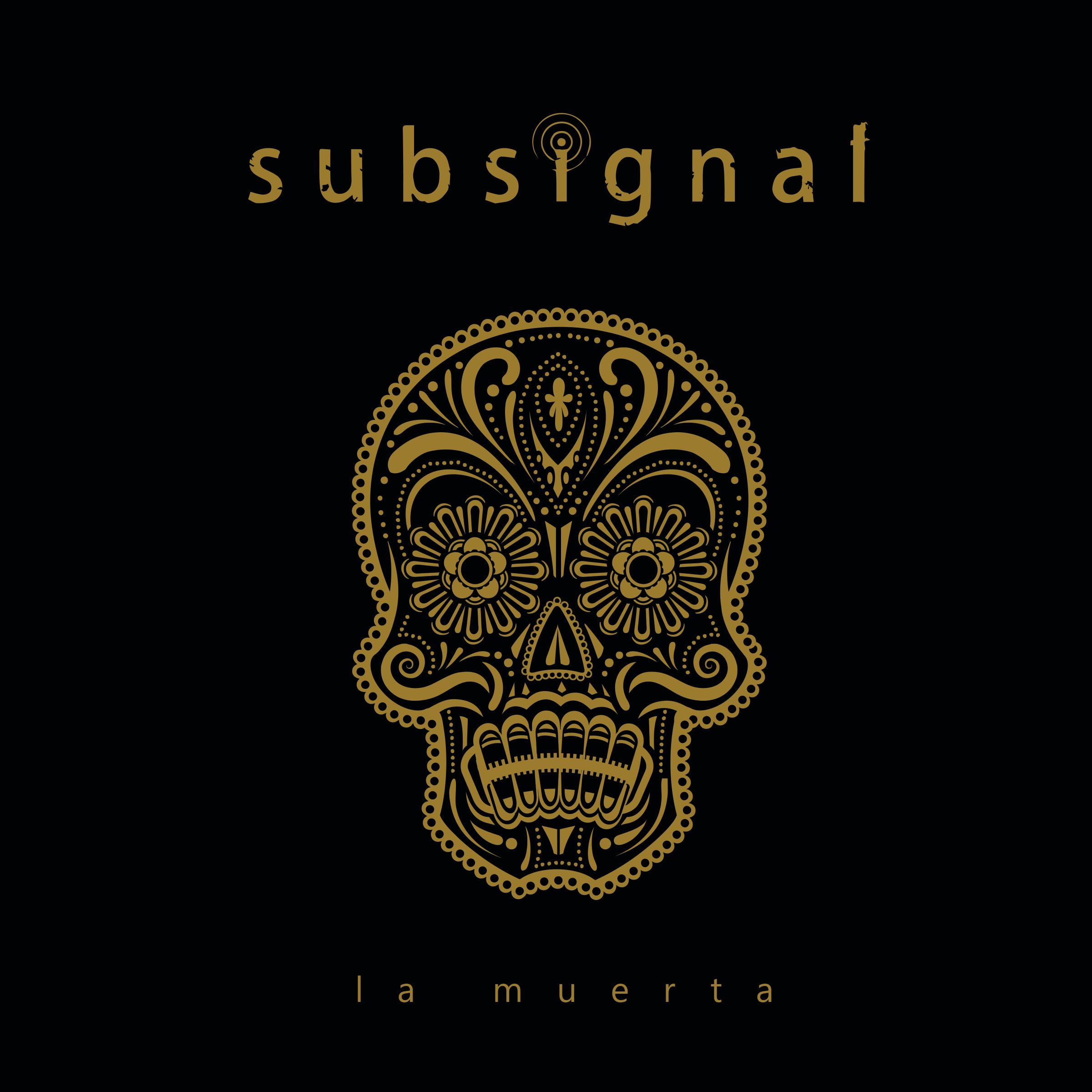 "It took  Subsignal  a good two years, but now they are finally back and ready to release their new album  ""La Muerta.""  On it, as to be expected with the former Sieges Even duo Markus Steffen and Arno Menses, the German band sends the listener on a proper voyage of discovery that is as complex as it is eventful. Subsignal have consciously designed the path to  ""La Muerta""  a tad more accessible than was the case with the predecessor...  Watch a trailer for  ""La Muerta""   HERE .  It is the fundamental rule in  Subsignal : the band always resets the focus and overhauls the pressure points from album to album. That is why in the run-up to  ""La Muerta""  the German outfit did not only sign a new record deal with Gentle Art of Music, but the five-piece also made a decision in favor of a modified approach in terms of the project's artistic priorities. While on earlier releases the band still lit up the literal torch to lead the audience's way through the tricky pathways of the delicately tangled progressive rock-undergrowth, this time, despite several hints of assistance here and there,  Subsignal  indeed put their trust in the power of the songwriting as well as the intuition of the listener. The band's signature energy is no less essential than ever before, but its unique presence has transformed and taken on a significantly more subtle role. The same goes for the technical sophistication of the musical implementation: it is still a driving force but it no longer lunges right into the listener's face. Much more it clandestinely sneaks up from the - only seemingly! - diffuse atmosphere to ultimately spread with all the force that fans and critics alike have praised.  The current lineup, consisting of Markus Steffen (guitar), Arno Menses (vocals), Ralf Schwager (bass), Markus Maichel (keyboards) and Dirk Brand (drums), has remained unchanged for quite some time and thus become a precisely harmonized team of perfection. It is obvious: the micro-adjustments of musical and mechanical aspects no longer required tending to. Much more ""La Muerta""  showcases a well-oiled fellowship that passionately puts every last bit of energy into the macro-process of painting the big picture. A new album might always start out as a journey into the unknown, but there is not a shadow of a doubt: right from the beginning the minds behind  Subsignal  had a very clear idea of where  ""La Muerta""  would take them and how they would get there.  Production duties were put into the hands of  RPWL's  Yogi Lang and Kalle Wallner. The duo has demonstrated great intuition and provided the songs with enough air to breathe and unfold - without restraining the fascinating density that adds another dimension to that multilayered voyage of discovery that is ""La Muerta.""  The paths have been marked, the supplies are packed. This is where the adventure starts - enjoy the ride!   Track Listing:  01) 271 Days 02) La Muerta 03) The Bells Of Lyonesse 04) Every Able Hand 05) Teardrops Will Dry In Source Of Origin 06) The Approaches  07) Even Though The Stars Don't Shine  08) The Passage  09) When All The Trains Are Sleeping  10) As Birds On Pinions Free  11) Some Kind Of Drowning"