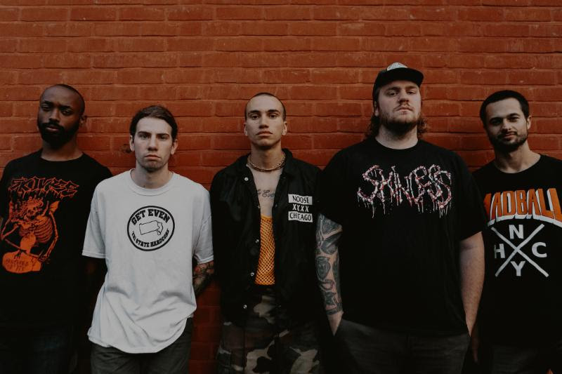 """[photo by Amy Ha]  Kerrang is hosting a premiere of """"Neuroprison,"""" the new single by Philadelphia-based  JESUS PIECE , as the brutal metallic hardcore act prepares for the August release of their  Only Self debut LP through Southern Lord.   Only Self was recorded in Chicago at Bricktop Recording Studio with Andy Nelson (Weekend Nachos, Like Rats, Lord Mantis) mastered by Brad Boatright at Audiosiege (Integrity, Nails, Full Of Hell), and completed with artwork by Dom Pabon.  With the """"Neuroprison"""" release, JESUS PIECE vocalist Aaron Heard discloses, """"To be locked in a Neuroprison is to spend most of the day lost in your head while the world keeps turning around you.""""  The write-up at Kerrang offers in part, """"the United States is producing some of the best hardcore the country ever has. And Philadelphia's Jesus Piece might as well be the poster boys for the movement.""""   Unleash the new JESUS PIECE track """"Neuroprison"""" at Kerrang  RIGHT HERE .    JESUS PIECE  is quickly developing a reputation as one of the heaviest, most uncompromising acts both on record and on the stage. With the brutalizing grooves of Disembodied, Turmoil, Harm's Way, Xibalba and similar acts, the band incorporates elements of noise, ominous tones, and haunting atmospheres into their dynamic songwriting. With crushing, modern production, the eleven new tracks on their  Only Self debut LP place  JESUS PIECE among the scene's darkest and heaviest acts and delivers one of the most anxiously-awaited albums of the hardcore/metal underground this year with  Only Self , a record which proves itself as one of the year's most vicious releases.   Southern Lord will release  Only Self  on CD, LP, and digital formats on Friday, August 24th. Find digital preorders at Bandcamp where """"Curse Of The Serpent"""" is streaming  HERE , and physical preorder options  HERE .    JESUS PIECE has toured mercilessly alongside Darkest Hour, Comeback Kid, Burn, Knocked Loose, Terror, Vein, Year Of The Knife, and many more across N"""
