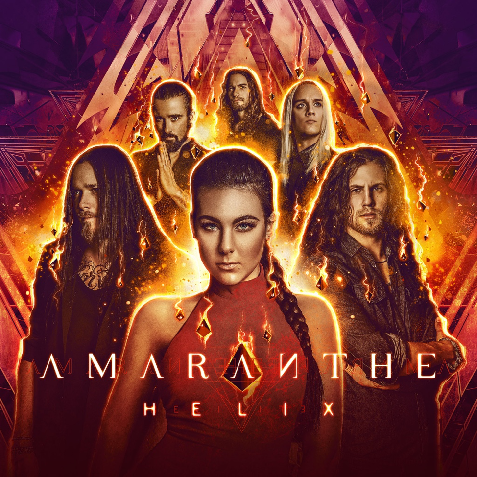 For More Info Visit:    https://www.facebook.com/AmarantheBand    http://amaranthe.se    https://www.instagram.com/amarantheofficial/    https://twitter.com/Amaranthemetal