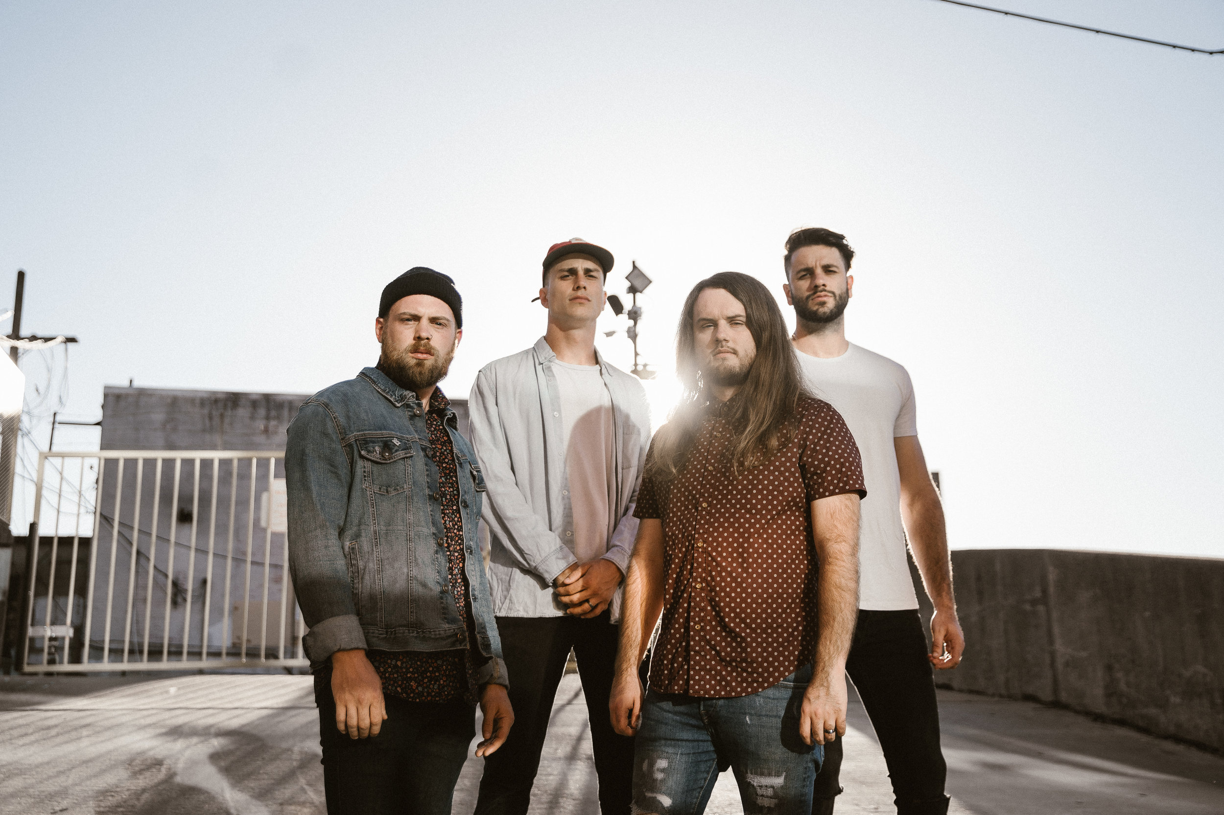 You can find Fit For A King Online at the following:  Website:  http://www.fitforakingband.com   Facebook:  https://www.facebook.com/fitforakingband/   Twitter:  https://twitter.com/fitforaking   Instagram:  https://www.instagram.com/fitforakingtx/