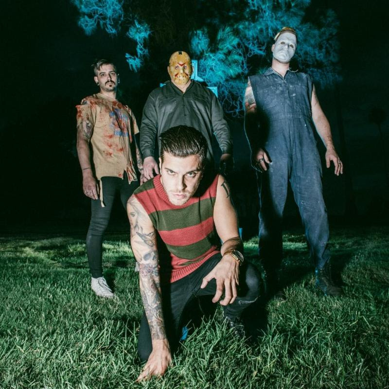 """Photo Credit: Lyndsey Byrnes  Lauded as one of SIRIUS XM's annual """"Future 5"""" list of new artists they predict to break huge in 2019, Boston metalcore band ICE NINE KILLS have created a captivating world for their cult fanbase with their definitive new conceptual album, THE SILVER SCREAM , out now via Fearless Records .  Debuting on several Billboard  Top 10 lists including #4 on Hard Rock chart ,#2 on Rock Album chart and #8 on Digital Albums and Top Album Sales charts, THE SILVER SCREAM isa post-metalcore masterpiece, with the catchiness and spirit of pop-punk and the fist-pumping anthem power of arena rock , that features 13 songs each paying tribute to a different iconic horror movie classic. Their current single, """" A Grave Mistake ,"""" recently made its way up the radio chartsat #22 on Billboard's Active Rock list.  Recorded with producer Drew Fulk (Bullet For My Valentine, As I Lay Dying), vocalist Spencer Charnas tuned in his obsession with horror and recorded some of the album's vocals at famous horror locations including the houses used in the original  Halloween  and  A Nightmare on Elm Street  . Guest appearances also feature notable names in the horror genre including Sam Kubrick , grandson of Stanley Kubrick, and Chelsea Talmadge (  Stranger Things   ) as well as guests from the band's punk-flavoredpast including members of Finch , Fenix TX , Mest , and Less Than Jake .   Download/Stream  THE SILVER SCREAM:     http://found.ee/thesilverscream"""