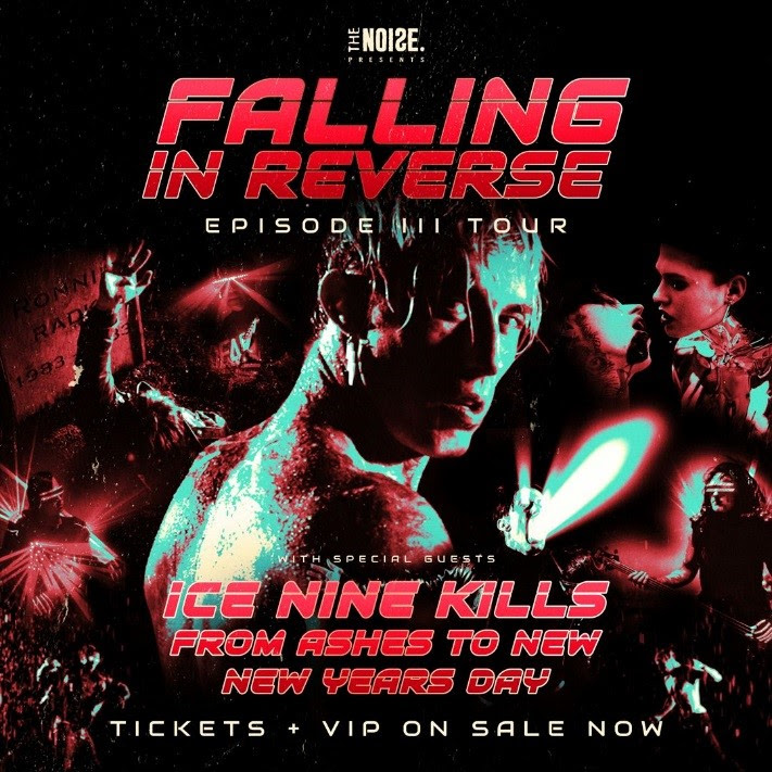 """Furthering their devotion to THE SILVER SCREAM 's concept , ICE NINE KILLS created their own mini-horror series to go along with the album's singles and acts as a tribute to the FRIDAY THE 13th series with Charnas cast as the lead. Directed by Daniel Hourihan (In Your Eyes, Manchester By The Sea) of Slow Burn Productions , the full mini-series/music video compilations can be viewed below:  Part 1: """" The American Nightmare """"  Part 2: """" Thank God It's Friday """"    Part 3: """" A Grave Mistake """"    Part 4: """" Stabbing In The Dark """"    For more information on ICE NINE KILLS , please visit  FACEBOOK 