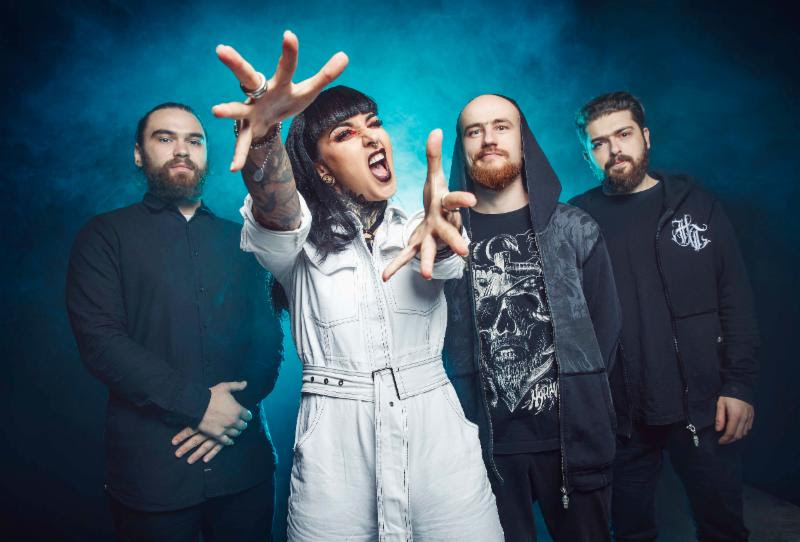 "[photo by Veronika Gusieva]  One of the hardest working bands in the heavy metal landscape at the moment, Ukrainian juggernaut  Jinjer  are pleased to announce a Fall Headline tour of North America. Support on the tour will come from  The Browning . The tour starts September 7th in St. Louis. MO and runs through November 2nd in Portland, OR. Find a complete list of dates below. Before they return stateside Jinjer will lay waste To Turkey, South Africa and all over Europe! Tickets go on sale for venue pre-sales today and tomorrow. Tickets for the general public will be available starting this Friday April 24th!  ""Our dear North American Brothers and Sisters, it has been a bit more than a year since we first came to play for you in April 2018. Since that we had two more runs across the US and Canada and we literally fell in love with your countries. In the past we couldn't even imagine how supportive and dedicated you are! Now the time has come to come back and show you what Jinjer is at a bigger scale and finally play for you with full force as a headliner of a night! Because you deserve more - more new songs, more old songs, more Jinjer,"" says the band.   The Browning  frontman  Jonny McBee  on the upcoming tour, ""Wowwweeee I can't wait to tour with Jinjer! They are a super SICK band and I can't wait for their fans to hear our waaaacky mixture of genres! I think we will really turn some heads in this tour!""  Watch a video message about the tour from singer Tatiana   HERE  .   Jinjer  are touring in support of their critically acclaimed EP ""  Micro  ."" The band is currently hard at work on new material and anticipate a late 2019 release for their new album.    Check out the latest videos from Jinjer:    ""Teacher, Teacher!""     https://youtu.be/oRkRwL0vjOg        ""Perennial""     https://www.youtube.com/watch?v=IJgkkYX-QYw        ""Dreadful Moments"":     https://www.youtube.com/watch?v=RXV81anhwQ8     ""Ape""     https://www.youtube.com/watch?v=FC3djB7-nc0"