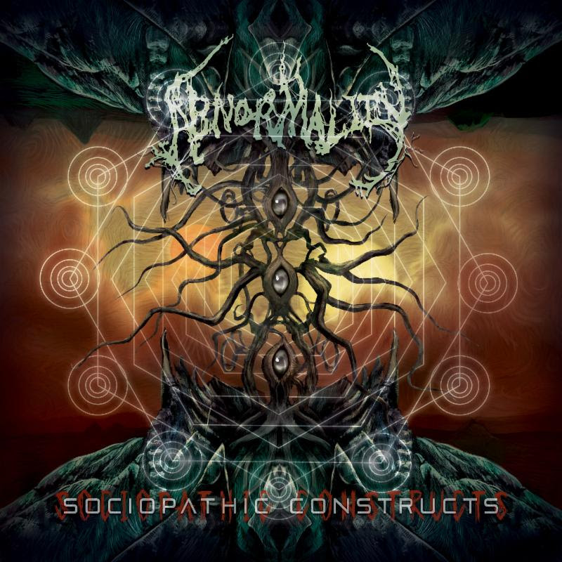 """On May 10th, Abnormality will release their third full-length,  Sociopathic Constructs  , via Metal Blade Records. For a preview of  Sociopathic Constructs  , the new single, """"Monarch Alpha"""", can be heard at: https://www.youtube.com/watch?v=2BGSMrWjWqk   The previous singles - """"Curb Stomp"""" and """"A Catastrophic and Catalyzing Event"""" - can be viewed now at: https://metalblade.com/abnormality/ - where the album can also be pre-ordered in the following formats: --jewelcase-CD --180g black vinyl (EU exclusive) --root beer marbled vinyl (EU exclusive - limited to 200 copies) --turquoise marbled vinyl (EU exclusive - limited to 100 copies) --amber / red marbled vinyl (US exclusive - limited to 200 copies) * exclusive bundles with shirts, plus digital options are also available!"""