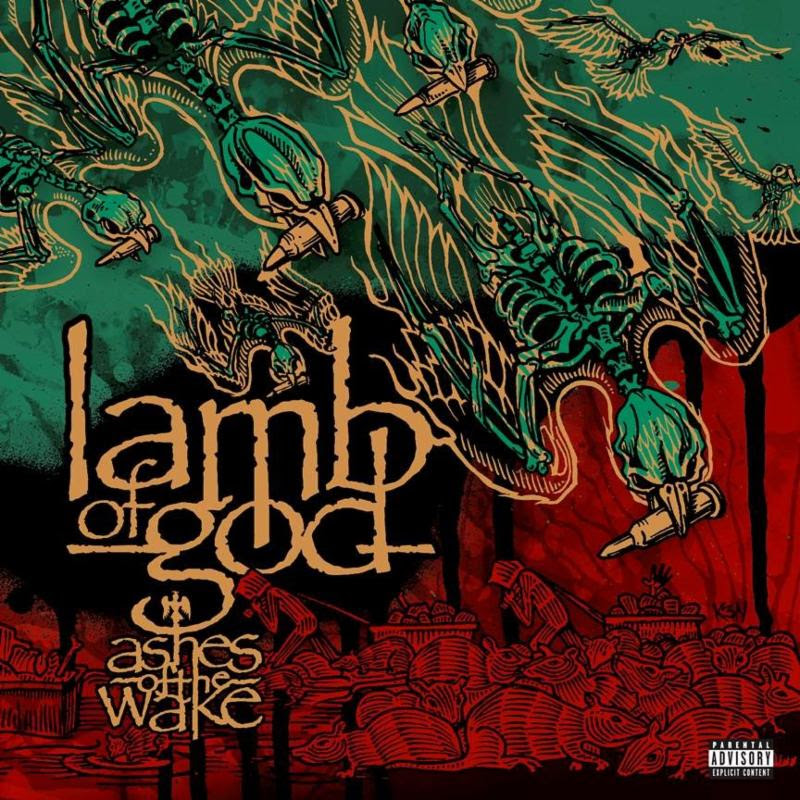 """In celebration of the 15th anniversary of  LAMB OF GOD 's genre-defining, Gold-certified major label debut,   Ashes Of The Wake  , the landmark album is reborn as the new   Ashes Of The Wake - 15th Anniversary Edition   - a special double-vinyl re-release of the album that catapulted the band to iconic status. The two LP set - which includes four exclusive tracks, including the B-Side """"Another Nail For Your Coffin"""", and three previously unreleased demos - is available today in both vinyl and digital formats via  https://legacyrecordings.lnk.to/AshesOfTheWake15 .    In celebration of today's release of   Ashes Of The Wake - 15th Anniversary Edition  ,  LAMB OF GOD  have revealed a lyric video for the special B-Side """"Another Nail For Your Coffin"""". Watch the video now via  Loudwire , and revisit the   Ashes Of The Wake   era via an in-depth interview with guitarist Mark Morton here:  https://loudwire.com/lamb-of-god-ashes-anniversary-interview-another-nail-coffin/     Guitarist Mark Morton tells  Loudwire :  """"As a musician, the timeline of    Ashes of the Wake    was very intimidating for me. With that first Burn the Priest album, we wrote the songs over four or five years. Then between that and 'New American Gospel,' we had a solid two years; we were still working our day jobs and playing shows up and down the East Coast. Then another two years between 'Gospel' and 'As the Palaces Burn.' But right after 'Palaces' dropped, we got signed to Epic, so we had to go right back into writing mode. Not only did we now have the pressure of being on a major label, but we had just recorded what we thought was a really killer album, and then we had to do it all over again. But the stakes were way higher.""""     Each copy of the   Ashes Of The Wake - 15th Anniversary Edition   double-vinyl set will include a download card. Exclusive merchandise celebrating the   Ashes Of The Wake   anniversary release is available at  https://shop.lamb-of-god.com/ .      Ashes Of The Wake - 15th Anni"""