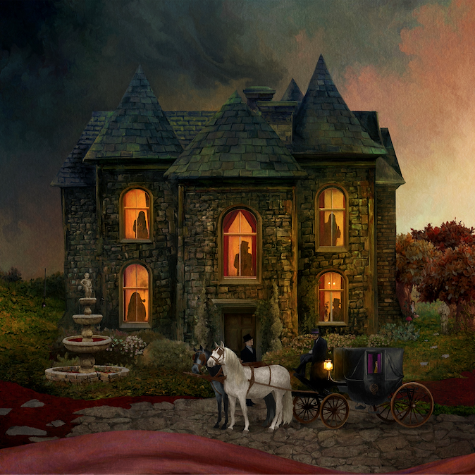 Swedish masters of progressive heavy-rock OPETH have revealed today the title and tracklisting for their awaited 13th album,  In Cauda Venenum  , that's due out this fall from Moderbolaget / Nuclear Blast Entertainment .  Recorded last year at Stockholm's Park Studios,  In Cauda Venenum  will be released in two versions, in both Swedish and English languages. Various physical and digital formats will be available and additional details will be announced in the coming months.  In anticipation for the impending release, OPETH will be performing shows around the world through the end of the year. Dates are listed below and tickets are on sale now at http://www.opeth.com . Additional touring will be announced soon.    In Cauda Venenum  Tracklising: 1. Livet's Trädgård / Garden Of Earthly Delights (Intro) 2. Svekets Prins / Dignity 3. Hjärtat Vet Vad Handen Gör / Heart In Hand 4. De Närmast Sörjande / Next Of Kin 5. Minnets Yta / Lovelorn Crime 6. Charlatan 7. Ingen Sanning Är Allas / Universal Truth 8. Banemannen / The Garroter 9. Kontinuerlig Drift / Continuum   10. Allting Tar Slut / All Things Will Pass    OPETH Tour Dates:  June 14 - Castle Donington, United Kingdom - Download Festival June 15 - Fuengirola, Spain - Rock The Coast June 29 - Helsinki, Finland - Tuska Open Air Metal Festival July 12 - Warsaw, Poland - Prog In Park III July 14 - Montmeló, Spain - Doctor Music Festival July 27 - Sibiu, Romania - ARTmania Festival Aug 2 - Wacken, Germany - Wacken Open Air Aug 3 - Borgholm, Sweden - Borgholm Brinner Aug 9 - Kortrijk, Belgium - Alcatraz Festival Aug 11 - Leeuwarden, Netherlands - Into The Grave Aug 16-18 - Las Vegas, NV - Psycho Las Vegas @ Mandalay Bay Resort & Casino Nov 2 - Leeds, United Kingdom - Damnation Festival Nov 8 - Munich, Germany - Backstage Werk Nov 9 - Milano, Italy - Alcatraz Nov 10 - Zurich, Switzerland - Volkshaus Zurich Nov 11 - Paris, France - L'Olympia Bruno Coquatrix Nov 13 - Koln, Germany - E-Werk Nov 14 - Munich, Germany - Schlachtho