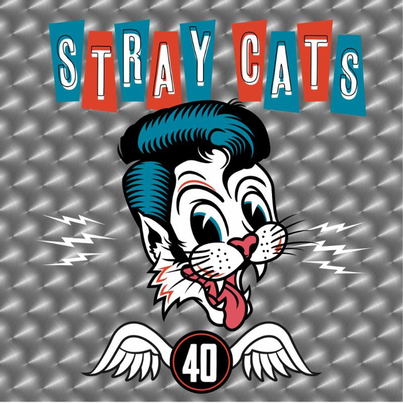 "The  STRAY CATS  will release  40 --their first new album in 26 years--this  Friday, May 24  on the heels of three singles they've recently issued from the album: "" Cat Fight (Over A Dog Like Me),"" ""Rock It Off""  and  ""Cry Danger,""  the latter of which was premiered this past Friday at  Guitar World .    Brian Setzer  (guitar, vocals),  Lee Rocker  (bass, vocals) and  Slim Jim Phantom  (drums, vocals)--original founding members of the iconic and acclaimed American rock and roll trio--are celebrating their  40th anniversary  in  2019  with  40  and a tour that's hitting the  U.S . and  Europe  (*see tour dates below). The album is being released by  Surfdog Records  and distributed by  BMG  (CD, vinyl, digital), with an exclusive indie-store edition of the album--colored vinyl, with a double-sided 24x12 poster--arriving on  May 24.  "" Cat Fight (Over A Dog Like Me),"" ""Rock It Off""  and ""Cry Danger""  are available now as instant grat tracks with a pre-order of the  album .  The all revved up and red-hot  STRAY CATS  recorded  40  at  Blackbird Studios  in  Nashville  in late  2018  following their first North American shows in 10 years, with four concerts including sold-out headlining shows in  Las Vegas  and the  PacificAmphitheatre  in  Costa   Mesa ,  CA  before wildly enthusiastic audiences. Still buzzing from the thrill of playing together again and the crowd response, they went into the studio with producer  Peter Collins  (Rush, Bon Jovi, The Brian Setzer Orchestra) and engineer  Vance Powell  (Jack White, Chris Stapleton, Arctic Monkeys). There are a dozen original songs that comprise the album. Read the first press release about the album  here , which includes quotes from the band and the track listing. Watch the band and album producer  Peter Collins  in the studio discussing the making of the album  here .  Early critical acclaim for  40  is rolling in:   ""The album brims with bracing, stripped-down rockers like 'Cat Fight (Over a Dog Like Me),' 'Mean Pickin' Mama' and 'Devil Train,' and every track boasts a widescreen riff and virtuoso guitar solo. But the band also serves up some new sounds with the riff rocker 'Cry Danger' (co-written with Mike Campbell) and the punk-like 'I'll Be Looking Out for You.'""    --Joe Bosso,    Guitar Player   , May 2019    ""Four decades later, Stray Cats are ready to 'Rock It Off' with the same three basic ingredients they've always used: Setzer's twangy Gretsch guitar, drummer Slim Jim Phantom's elemental thumping and Lee Rocker's expertly slapped upright bass...On the standout 'Cry Danger,' the Cats venture out of their '50s comfort zone and move boldly into '60s garage-rock territory. The track features an intro guitar riff that'll make any Beatles fan instantly think of 'Day Tripper.'""    --Kenneth Partridge,    Billboard   , 4/25/19   The  STRAY CATS  begin their select U.S. dates presented by  SiriusXM  on  August 3 on the heels of June and July overseas shows. Tickets for the shows are on sale  now ."