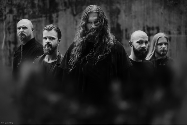 BORKNAGAR line-up:    (from left to right)   Øystein G. Brun - Clean and Electric Guitars  Lars A. Nedland - Keys and Vocals  ICS Vortex - Bass and Vocals  Bjørn Dugstad Rønnow - Drums  Jostein Thomassen - Lead Guitars   BORKNAGAR LINKS     Website      Facebook      Twitter