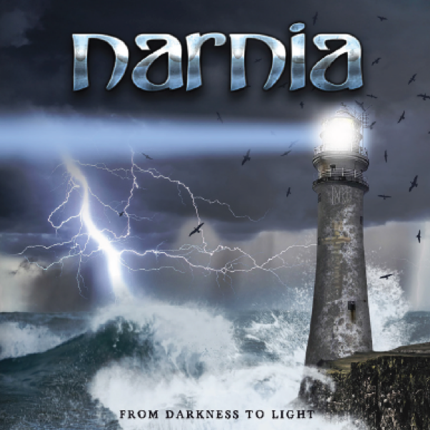 """From Darkness To Light""  will be released on CD, vinyls in different colors and digitally August 2nd , and distributed by  Sound Pollution  (Europe, USA, Australia), King Records (Asia) and Latin America: Voice Music, Icarus Music and The Dove's Voice Records.  The album-release will be followed up with a tour in 2019-2020, starting in South America, together with Stryper and Tourniquet.   For More Info Visit:    Single   https://smarturl.it/a-crack-in-the-sky    Website   narniatheband.com    EPK   epk.narniatheband.com    Facebook  #narniatheband   Instagram  #narniatheband   YouTube   https://www.youtube.com/channel/UCmS_rlbDdzruoc0_e_di-3Q"