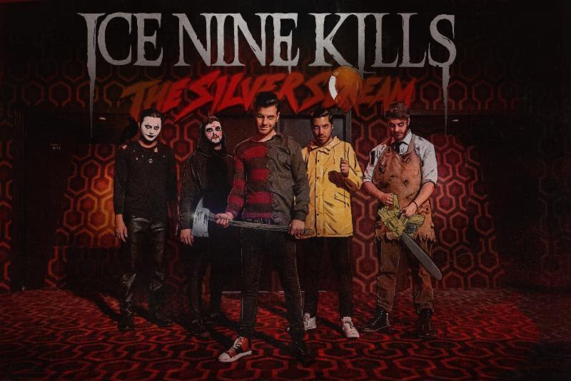 (Photographer: Paul Hebert; Edited by Mike Cortada)  Further information on   ICE NINE KILLS  can be found at:     FACEBOOK  |  INSTAGRAM  |  TWITTER  |  WEBSITE