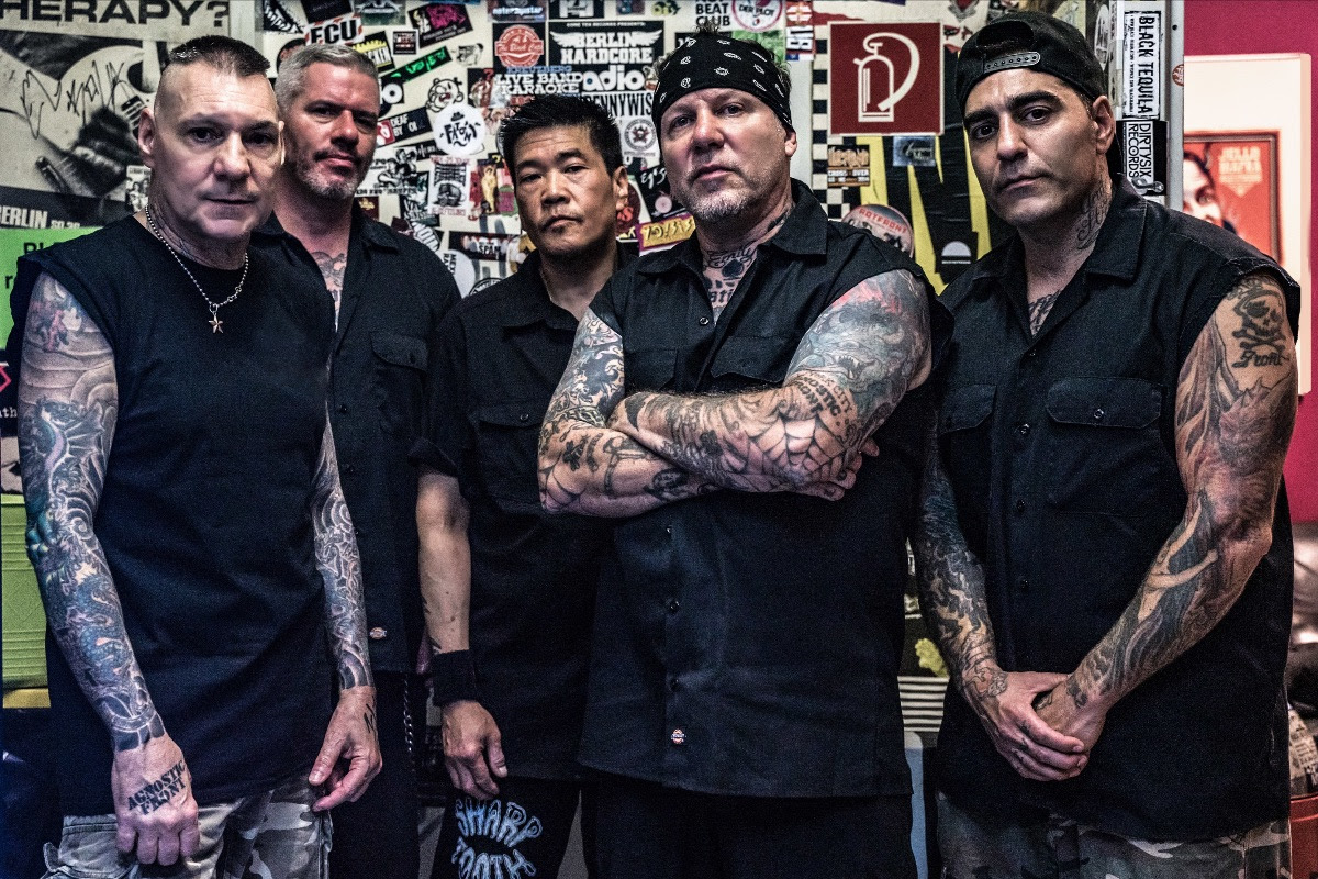 Order your copy of   GET LOUD!   here :    www.nuclearblast.com/agnosticfront-getloud