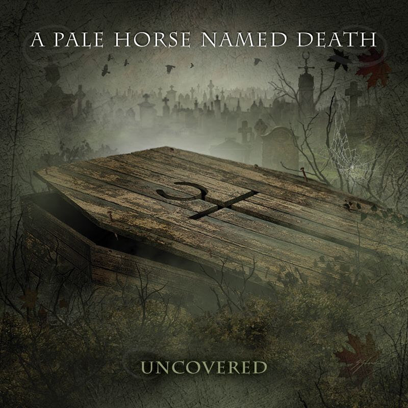 "A Pale Horse Named Death 's special 7"" single   Uncovered   is available now via  Long Branch Records / SPV . The 7"" features unique cover versions of  Three Dog Night's ""One""  as well as  The Cure's ""Prayers For Rain""  and is limited to  300 copies  worldwide. Both tracks are available digitally as well.   APHND  singer and guitarist  Sal Abruscato  comments on   Uncovered  ,   ""It was a band decision when we were on tour in Europe and we met up with our awesome label and they suggested a 7"" release. Eric Morgan suggested The Cure's 'Prayers For Rain' and Johnny Kelly suggested Three Dog Night's 'One' I thought they were great choices, a nice contrast of style and we nailed it in the recording process.""    A Pale Horse Named Death  will be returning to Europe next week for their "" Season of the Dead""  Tour. Tickets are on sale now.   https://aphnd.lnk.to/uncovered"