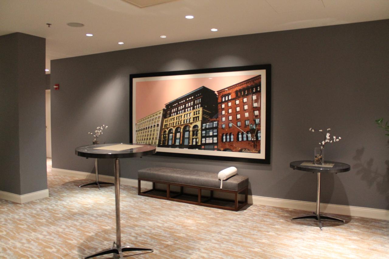 Mile North Hotel (Fine Arts Building), Chicago, IL