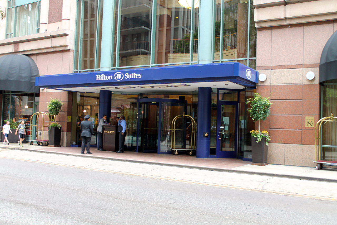 Chicago Hilton and Suites (Exterior), Chicago, IL
