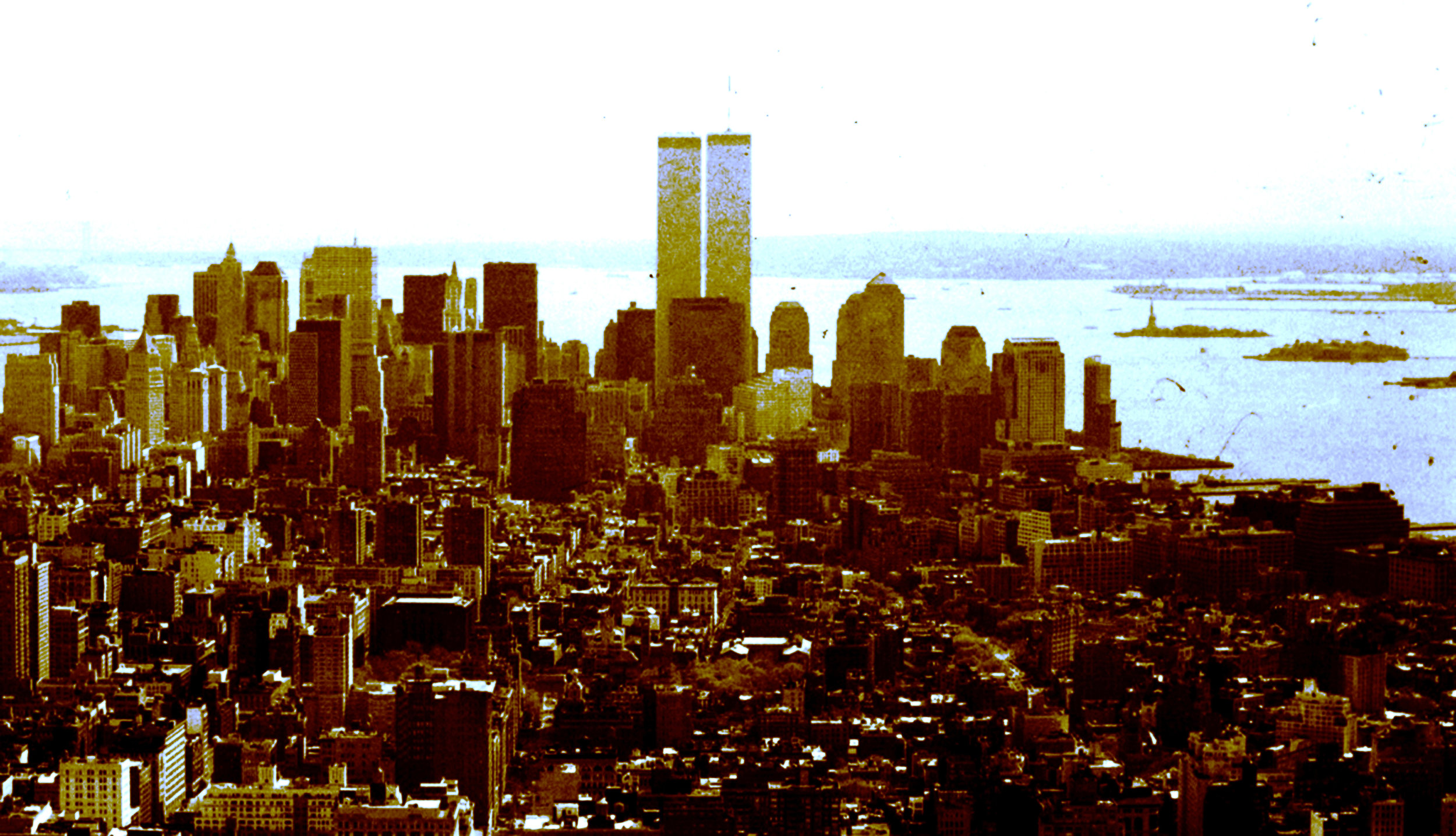 View from Empire State Building, digitally enhanced photograph, 1999-2002.jpg