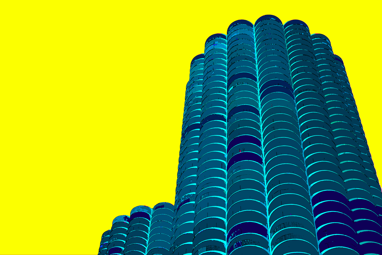 Electric Blue Marina, digitally enhanced photograph, 2014.jpg