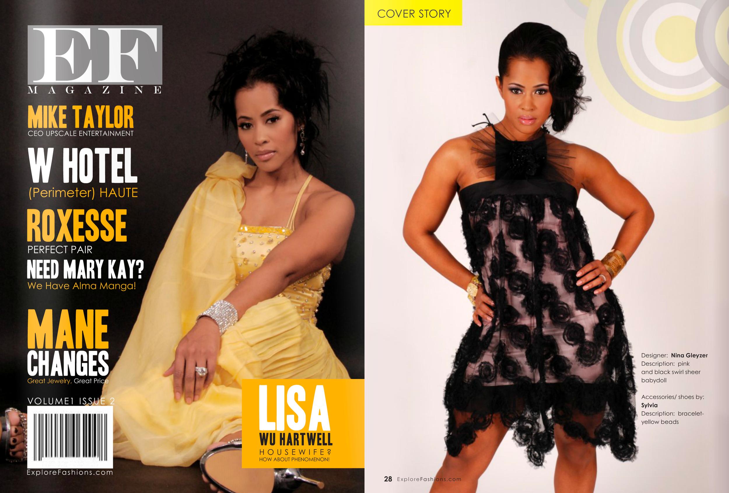 Explore Fashion Magazine — 2009