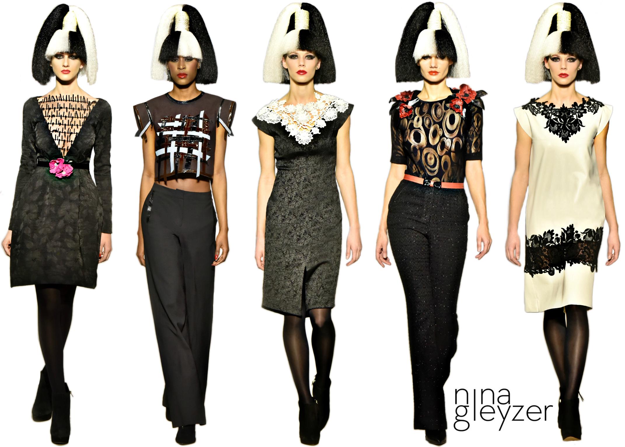 Nina Gleyzer 2016 Collection