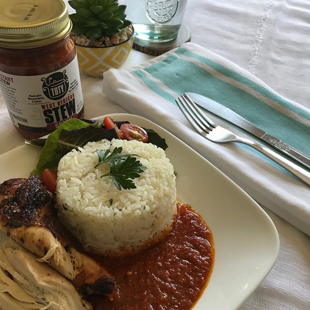 Enter our competition and win $100! We are looking for the best creative dishes using our TBTY West African Stew. To enter the competition, purchase Stew from our website at TBTY.co and let your inner chef 👨🏾‍🍳👩🏽‍🍳👨‍🍳👩🏻‍🍳 be discovered. Take a picture of your food with our brand and share @tastesbetterthanyours - The winner will be selected no later than the first week of August, 2019.  Our West African Stew has all the flavor without the additional labor and preparation. Order yours now at www.tbty.co . . . . . . . . . . . . .  #chickenrecipes #rice #foodphotography #food #chef #cheflife #yummy  #nigerian #african #easyrecipes #naija #naijalife #ricerecipe #photooftheday  #eat #instafood #instagood  #nigerianfoodblogger #nigeriancuisine #cnnafrica #naijafoodie #naijafood #nigerianfood #africanfood #westafricanfood #lagos #africanstew  #africanfoodblogger