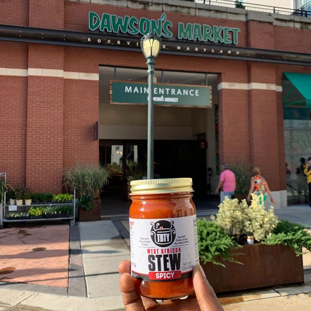 Hello Dawson's Community - We are back at your favorite local store. Find us in the condiments isle and grab a jar of our delicious Tastes Better Than Yours West African Stew for dinner tonight! #vegan #veganrecipes #beyondmeat #africanstew #tbtystew . . . . . . . . . . . . . . . #nigeriancuisine #nigerianfood #recipes #nigerianrecipes #africanfood # #kitchenlover #lagosfood #nigerianmeals #plating #healthyfood #fitfam #teamfitfam #eats #liftingnoodles #yummy #instafood #instagood #pasta #nigerianfoodblogger #easyrecipes #nigerianbreakfast #nigerianfood #africanfood #fingerfood
