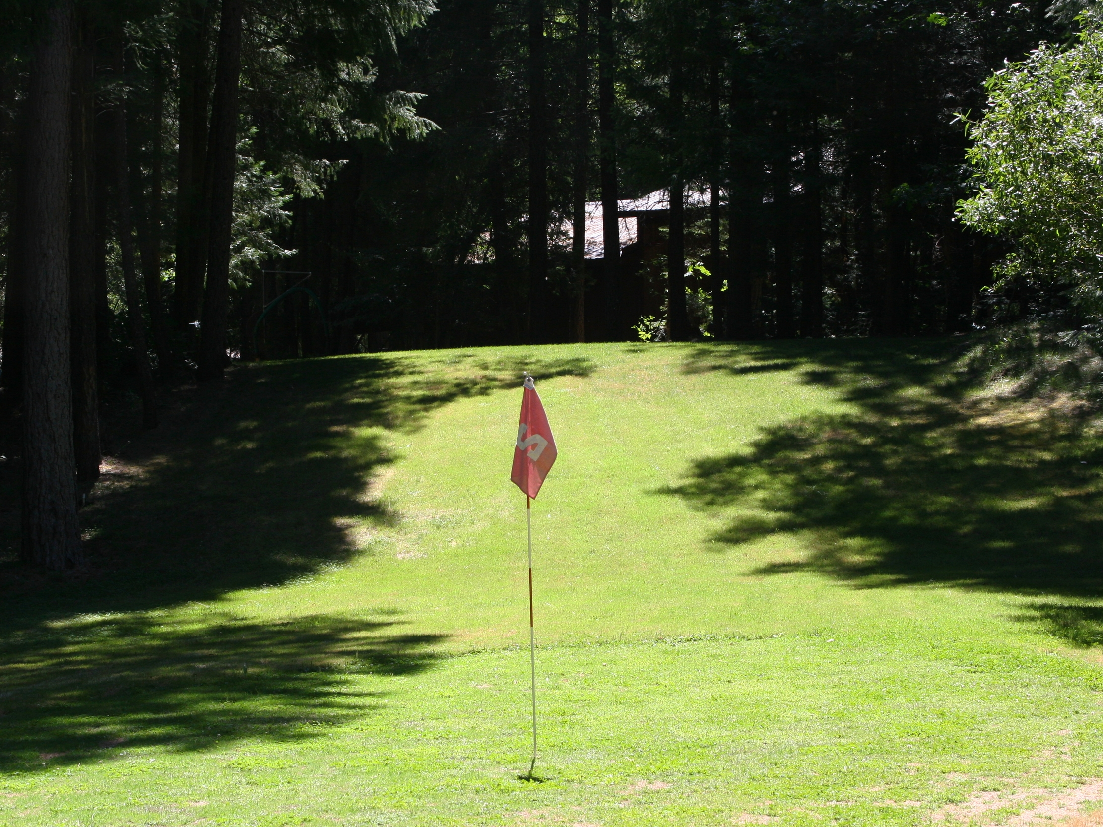 Golf Course Hole Two