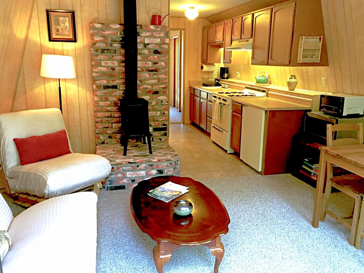 Skinny Barn Living Room