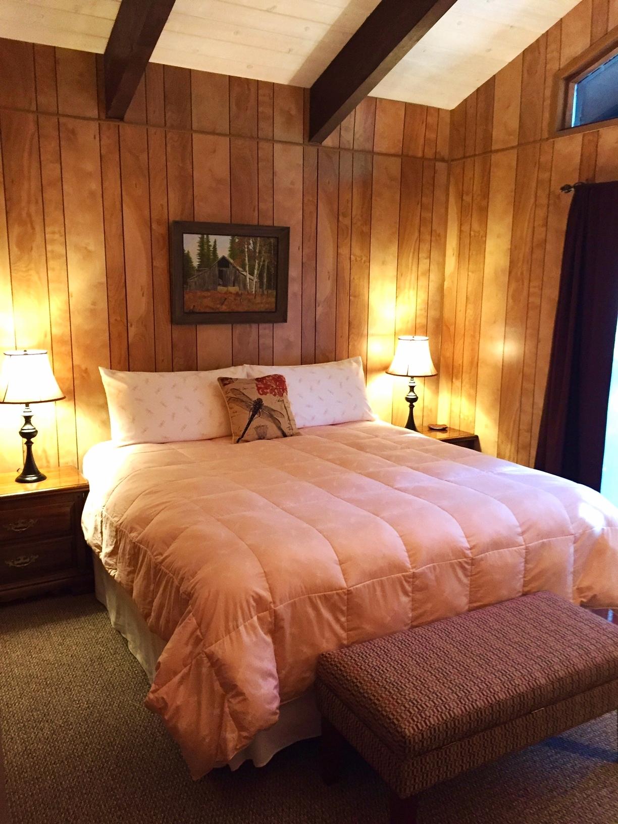 Upstairs Corner Bedroom