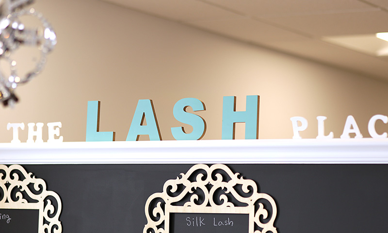 The Lash Place offers mink and silk eyelash extensions that make you look and feel fantastic without damaging your natural eyelashes. Tinting and Lifting for those who Do not want anything artificial. Lastly, makeup for all occasions. -