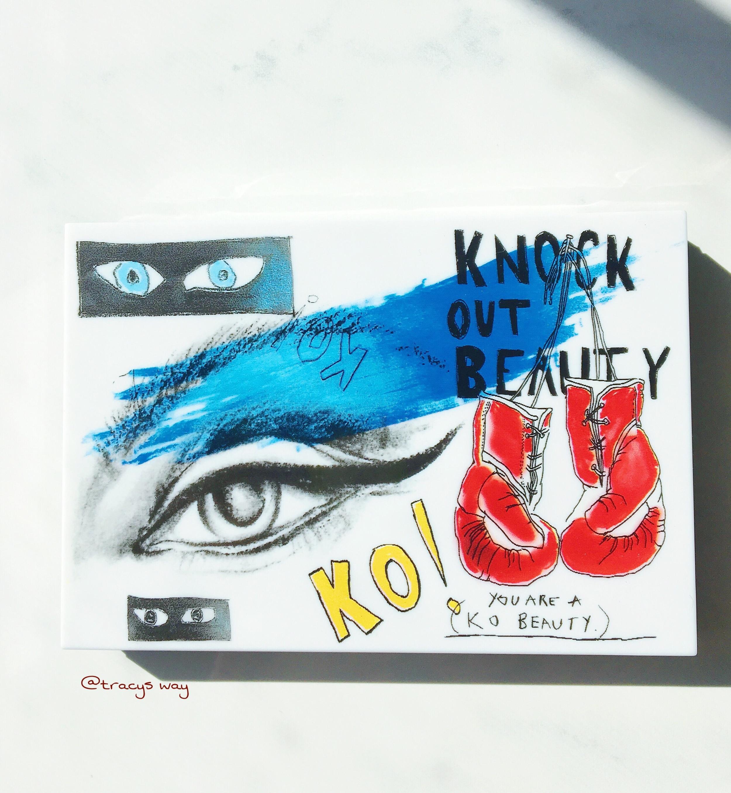 Sonia Kashuk Knock Out Beauty Shadow Box