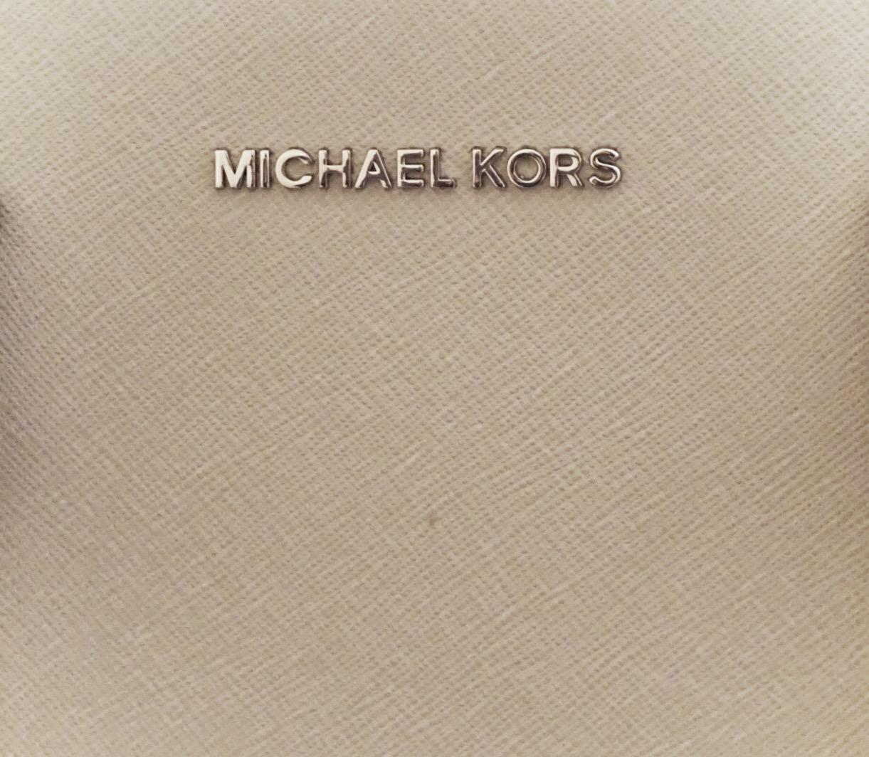 Michael Kors Large Savannah Logo.JPG