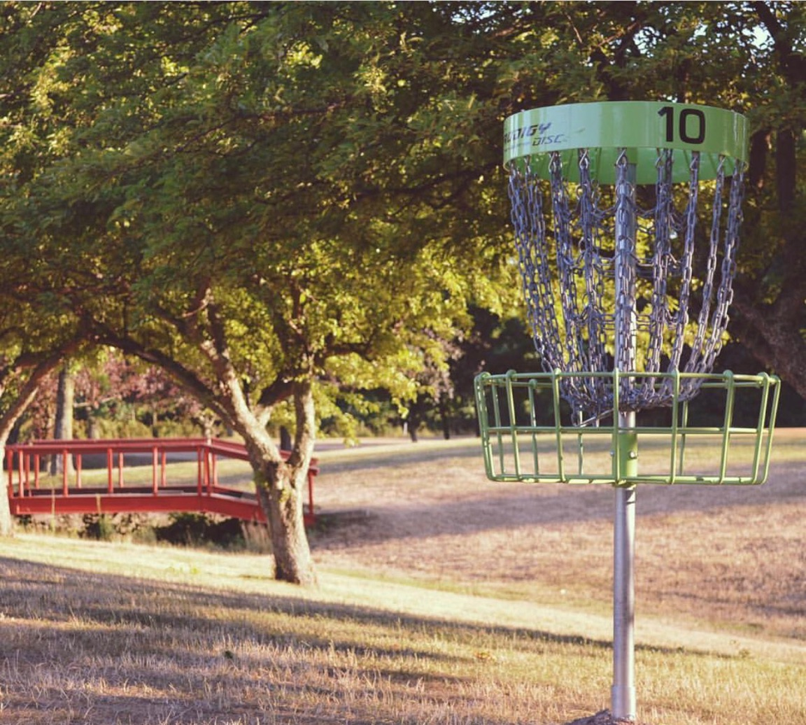 Blarney Stone Disc Golf Course (Newfane, NY)