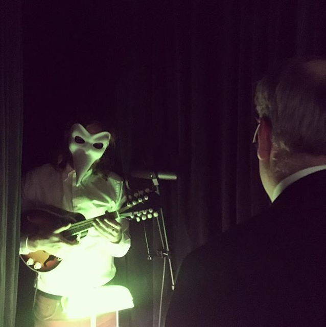 Thanks to everyone who checked out GHOST ROOM at CHASHAMA's Gala!