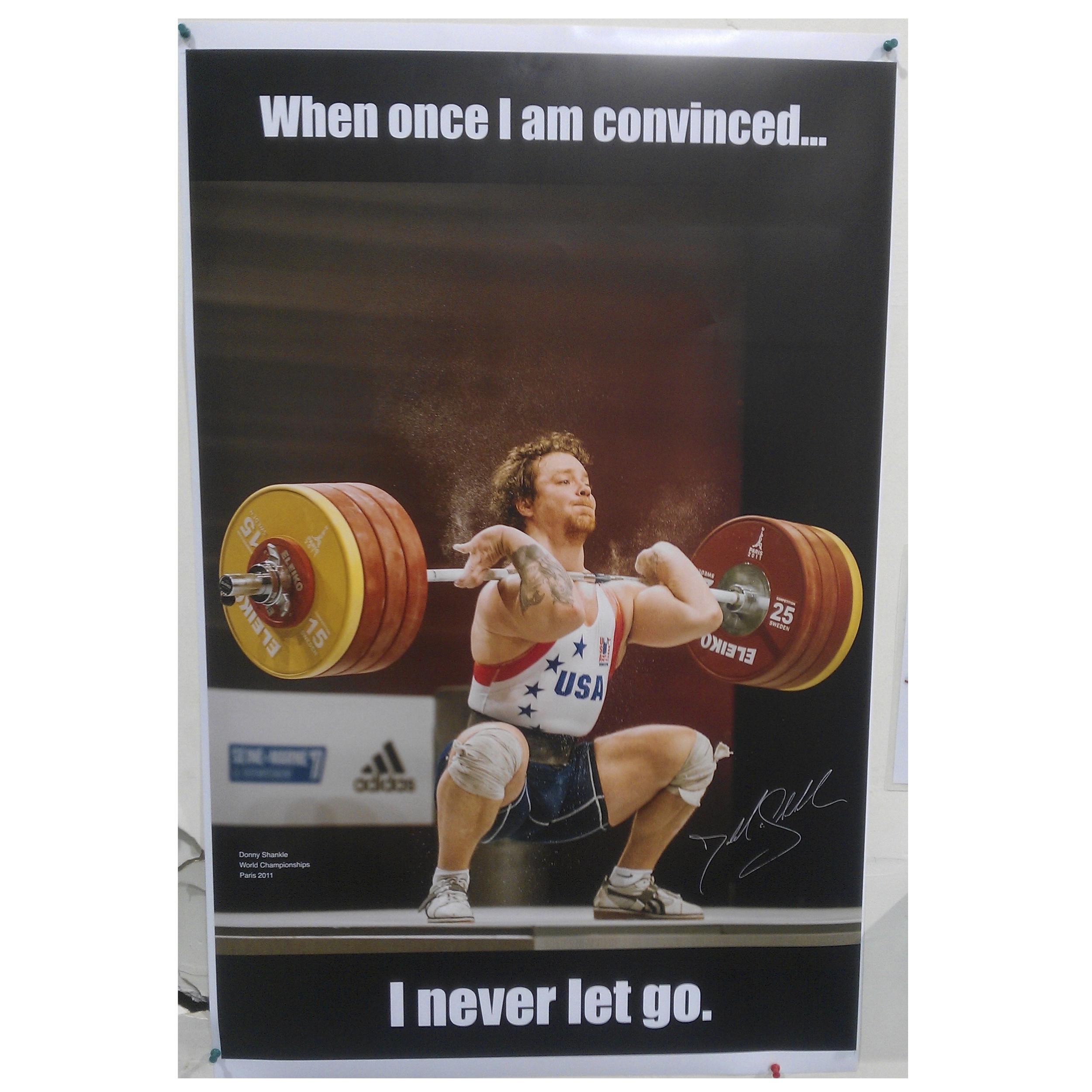World Championships Poster 3'x2'