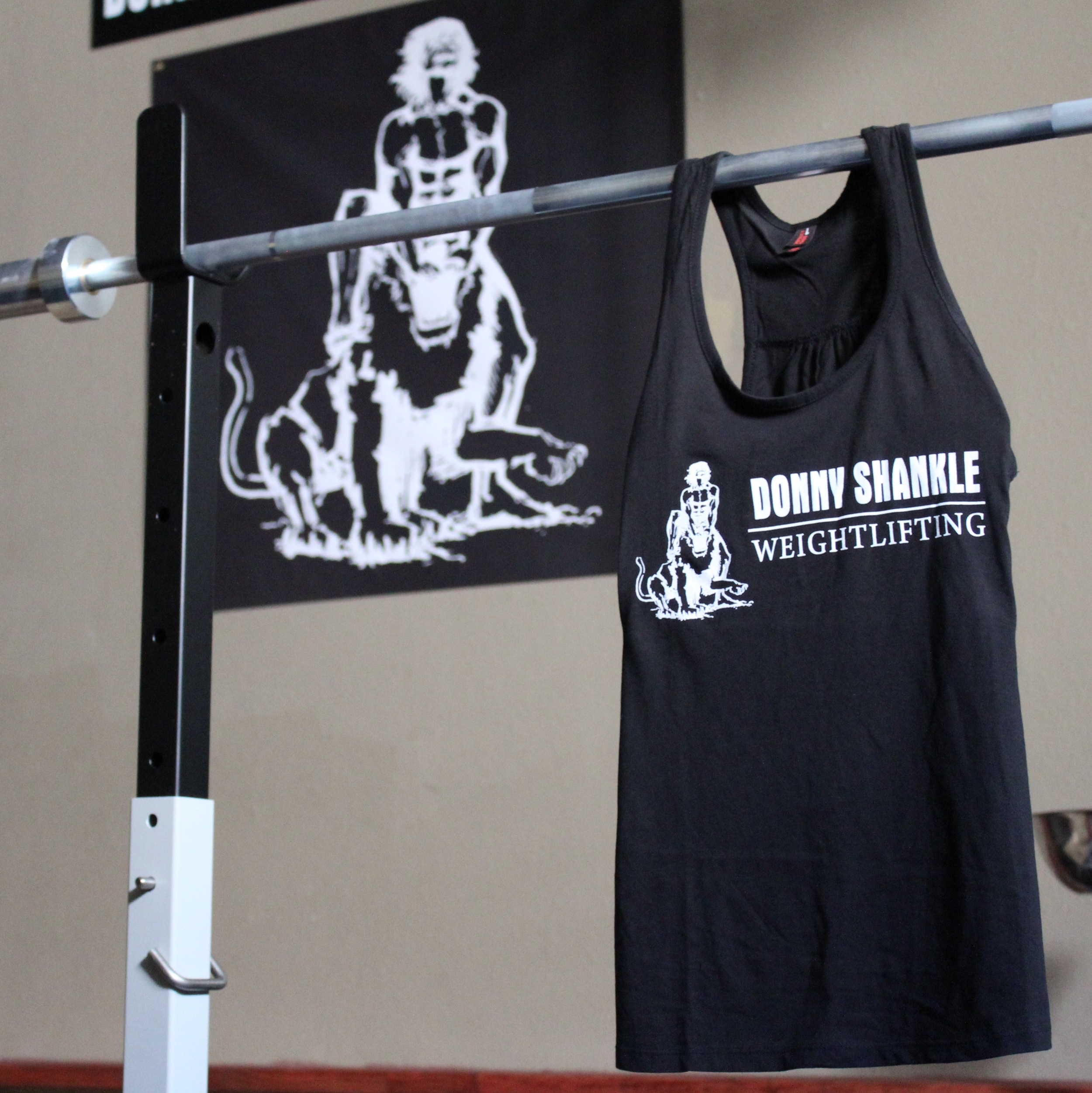 donny shankle weightlifting womens tanks