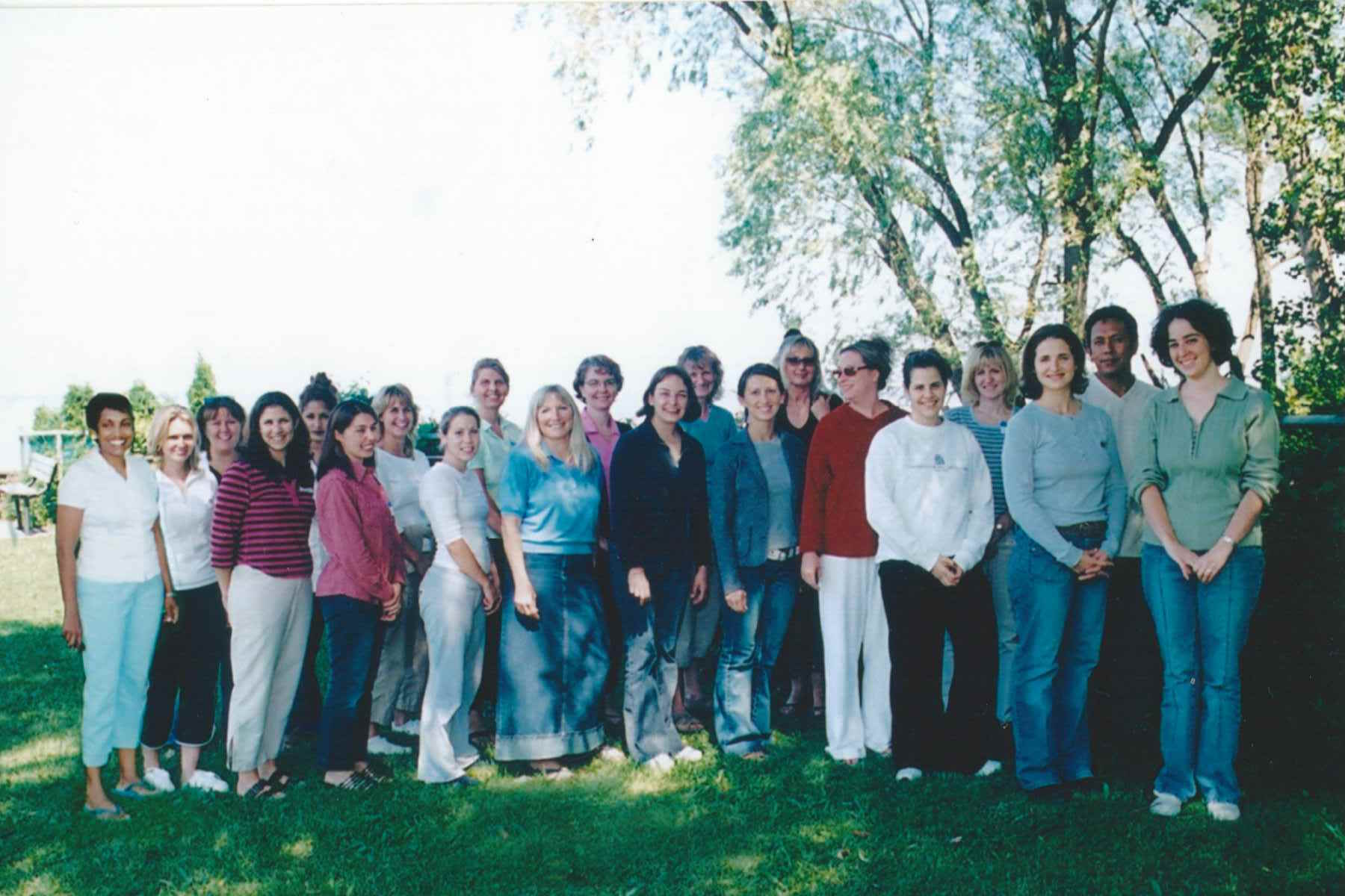 Aurora's AMS Montessori Teacher's Education Graduating Class 2005 (Windsor, Canada)