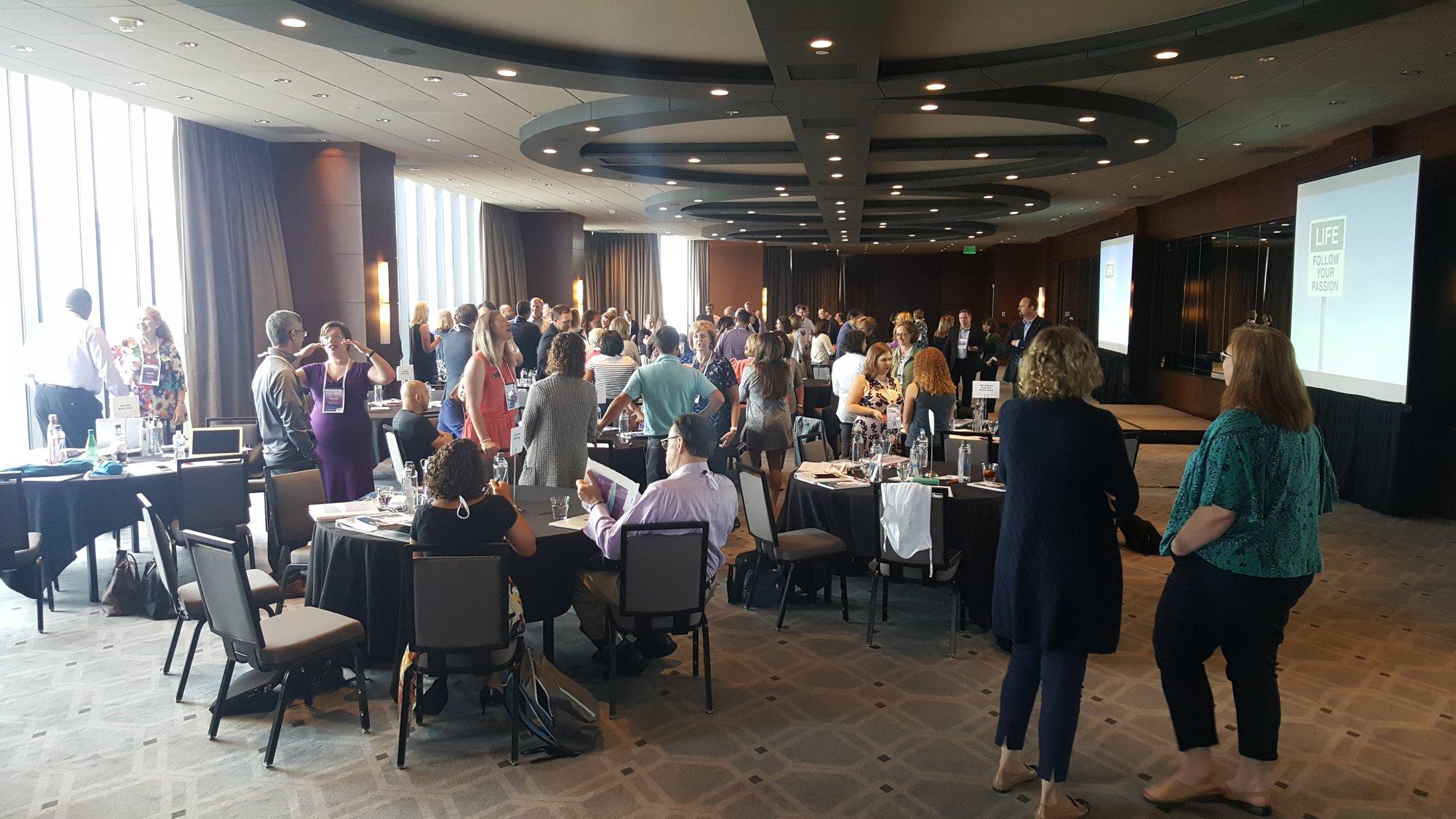 ISM Advancement Academy 2018 - Minneapolis, MN